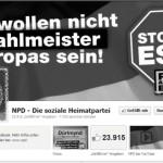 NPD - Die soziale Heimatpartei