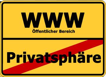 privatsphäre