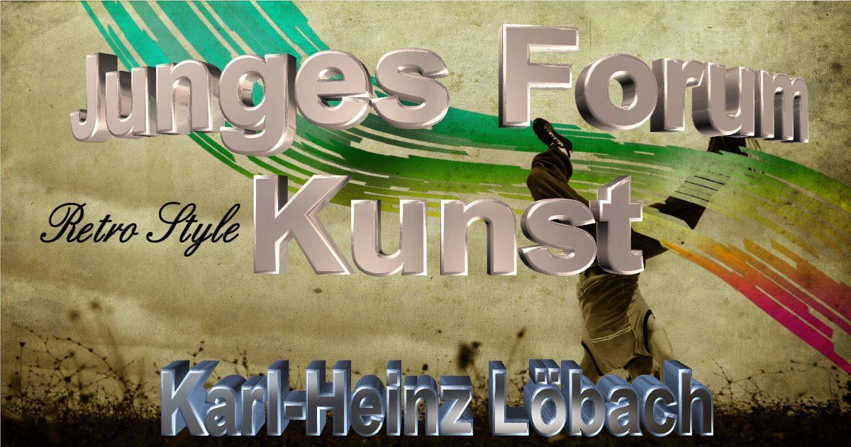 Junges Forum Kunst mit Karl-Heinz Löbach