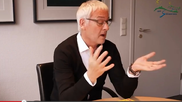 Interview Bürgermeister Franz Huhn