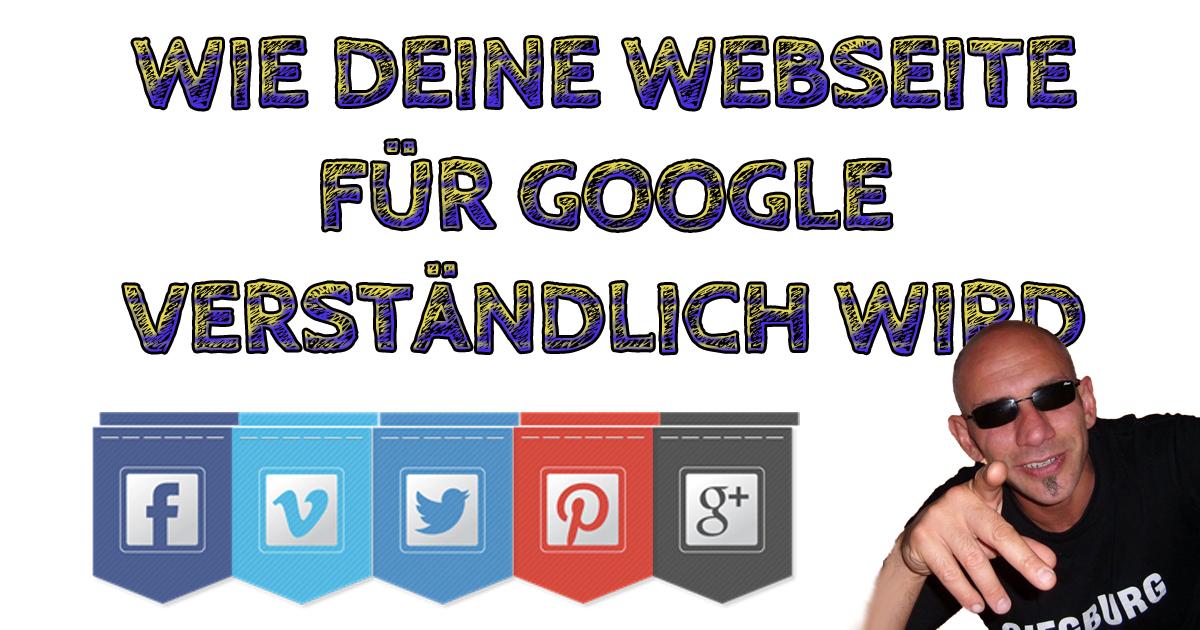 Homepage, Webdesign