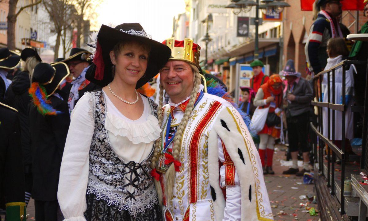 Karnevalszug in Troisdorf am 15.02.2015