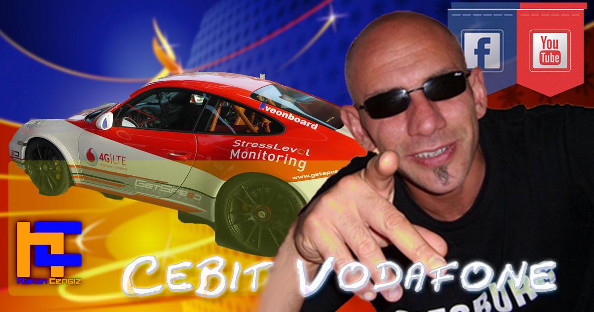 Sicher vernetzt: Vodafone CeBit 2015
