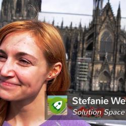 Solution Space mit Stefanie Weidne