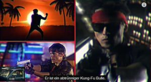 """Kung Fury"": Abgefahrener Trash-Kurzfilm"