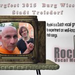 Burgfest 2015 Burg Wissem Stadt Troisdorf