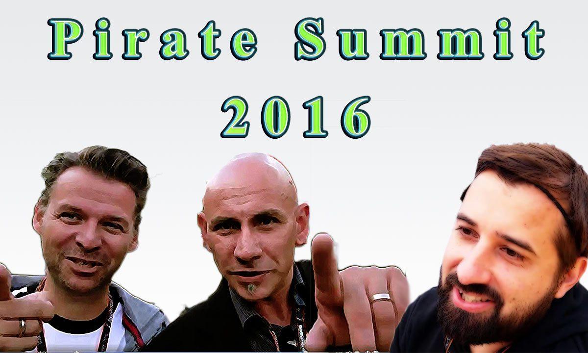 Pirate Summit 2016