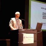 Ashok Sridharan - Oberbürgermeister der Stadt Bonn bei Next Economy Open