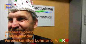 Vereinskomitee von Lohmar Session 2015-16