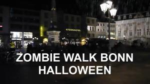 Zombiewalk Bonn 2015 das Video