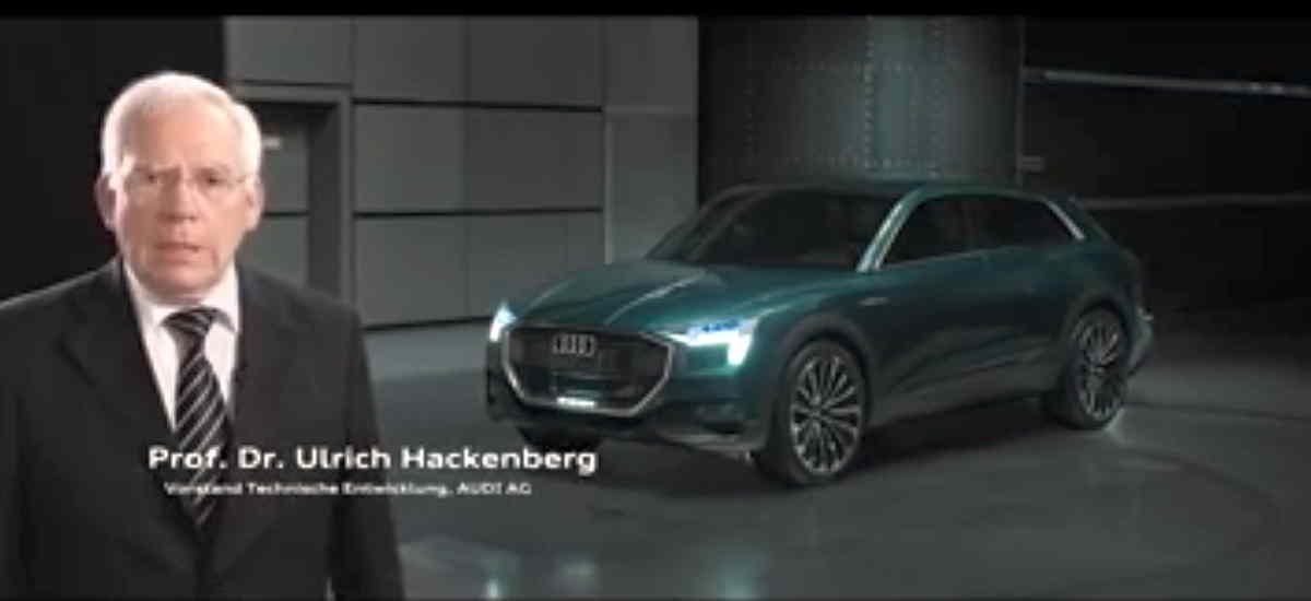 3 neue Elektroautos von Audi bis zum Jahr 2020