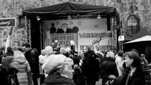 Weihnachtsmarkt auf Burg Wissem