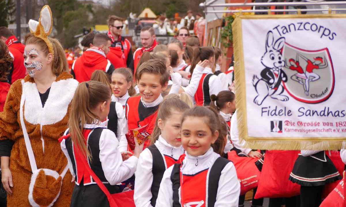Karneval & Sonntagszug - Troisdorf