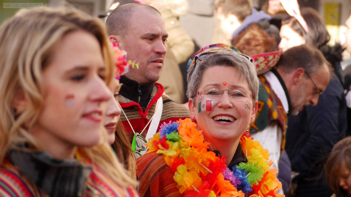 Karnevalszug Siegburg