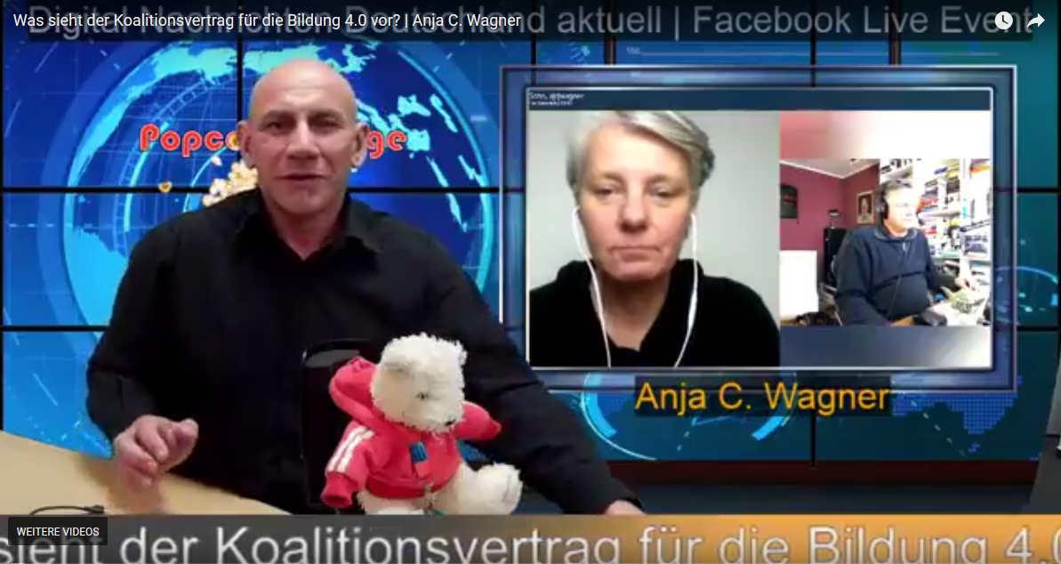 Digitale Bildung im Koalitionsvertrag: Endlich Bewegung