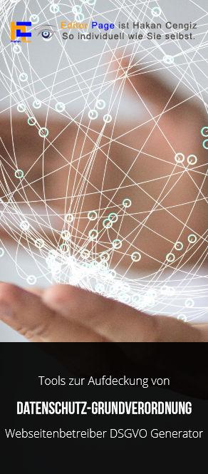 Datenschutz Grundverordnung Tools Für Webseitenbetreiber Generator Wp