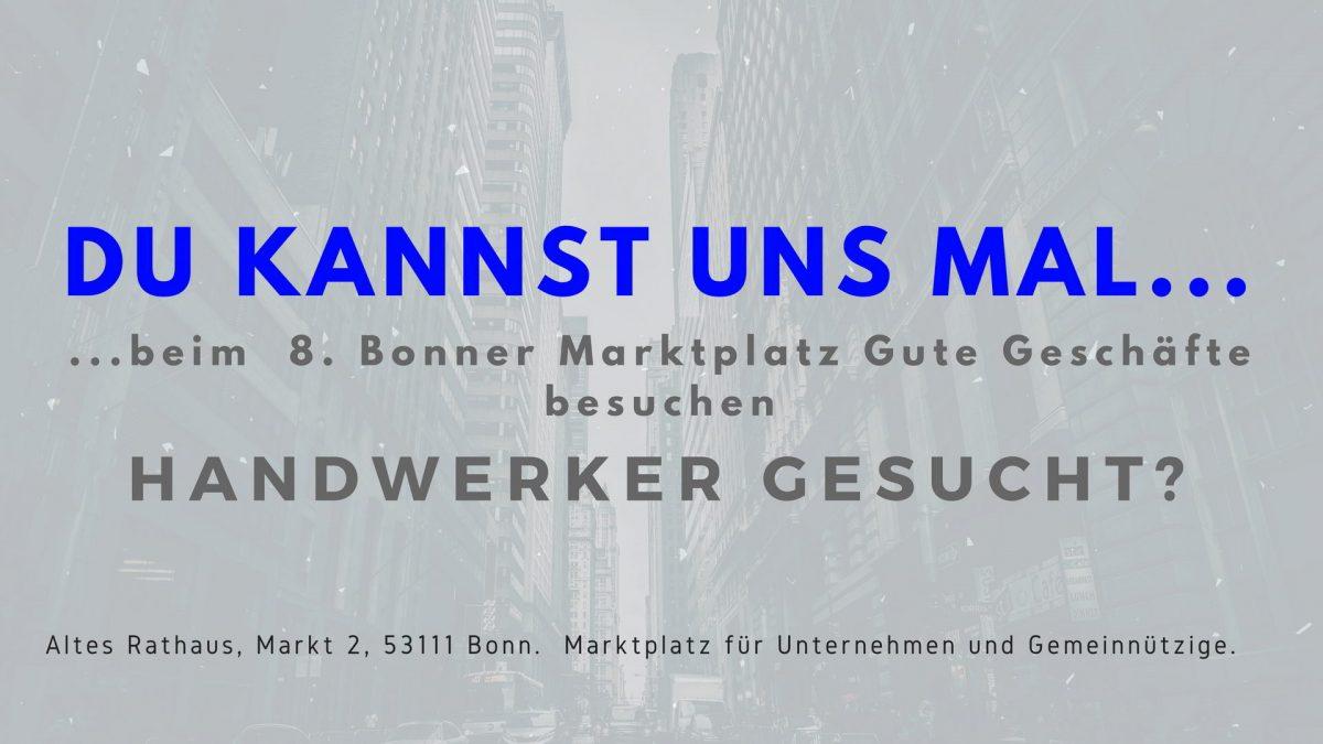 8. Marktplatz Gute Geschäfte - CSR Kompetenzzentrum Rheinland