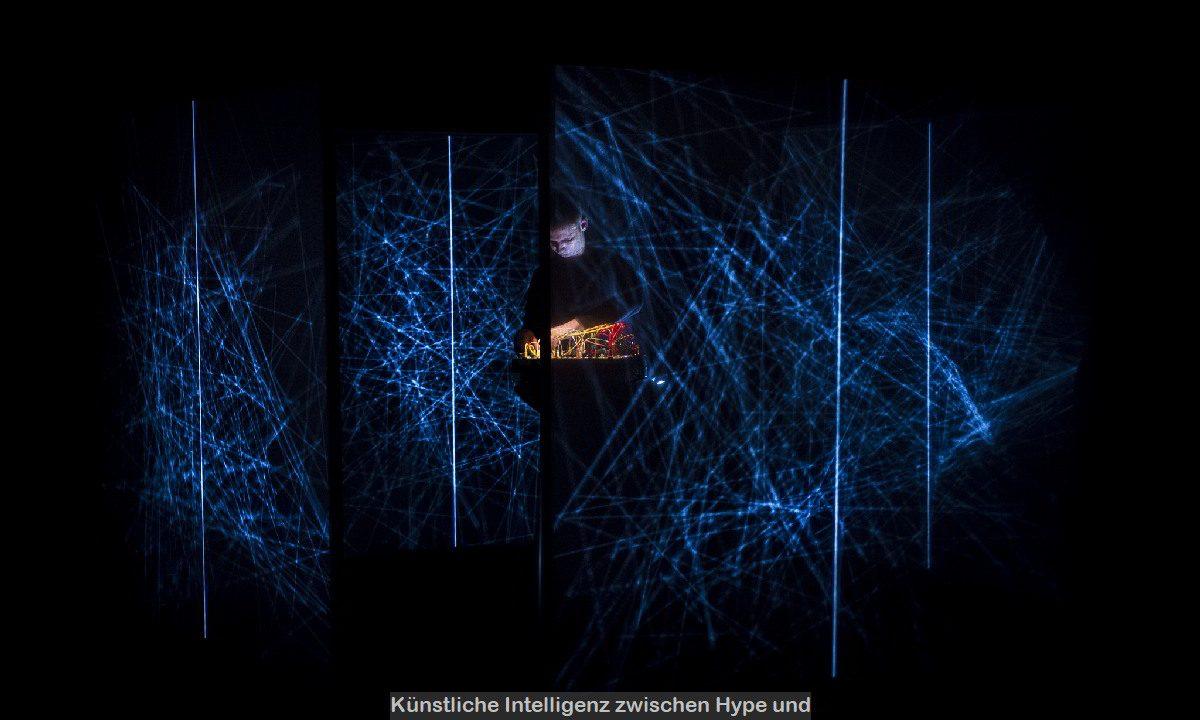Künstliche Intelligenz zwischen Hype und Maschinelles Lernen 002