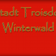 Winterwald Troisdorf - Weihnachtsmarkt - winterwald troisdorf Kölner Str