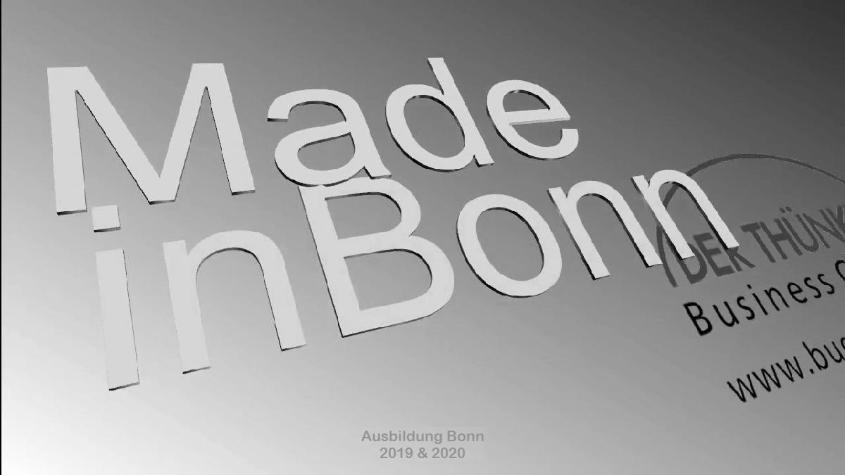 Ausbildung Bonn – Freie Ausbildungsplätze Bonn 2019 & 2020