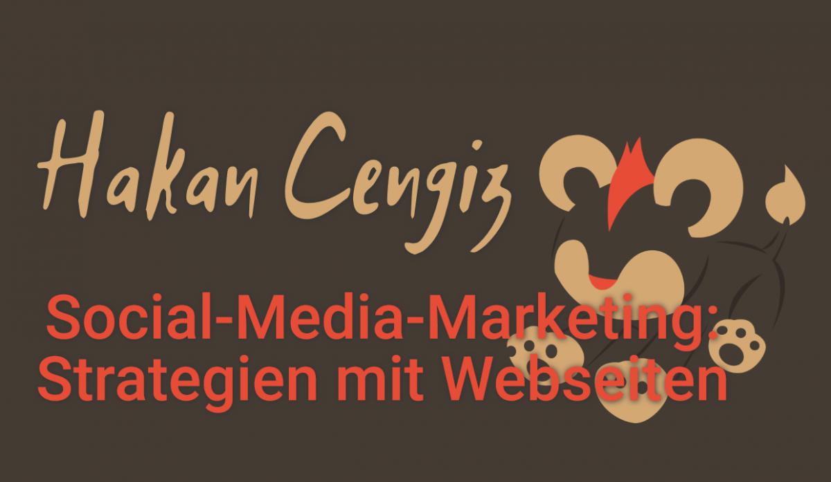 Social-Media-Marketing: Strategien mit Webseiten