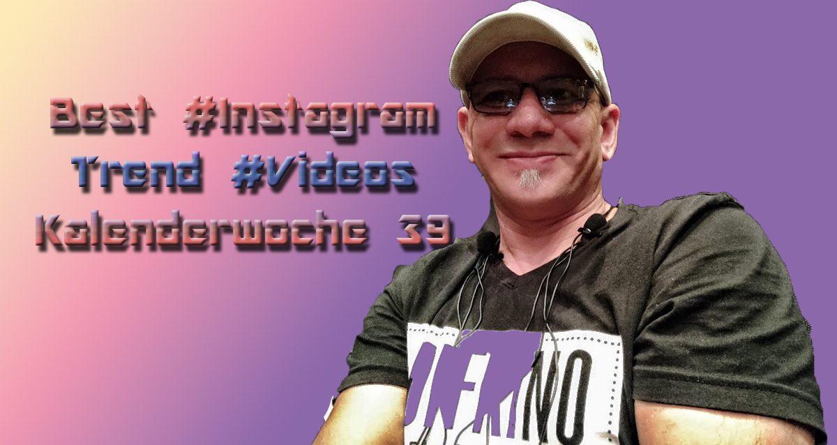 best trend videos instagram