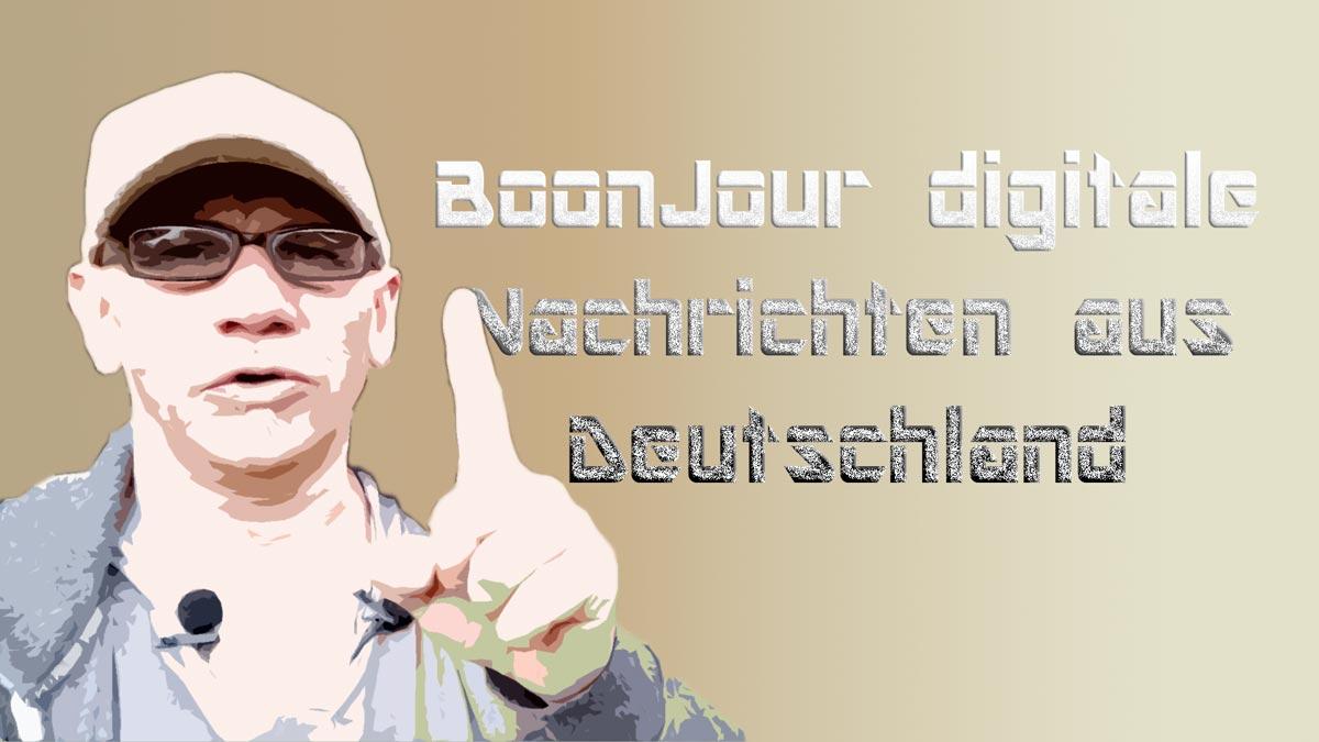 BoonJour digitale Nachrichten aus Deutschland