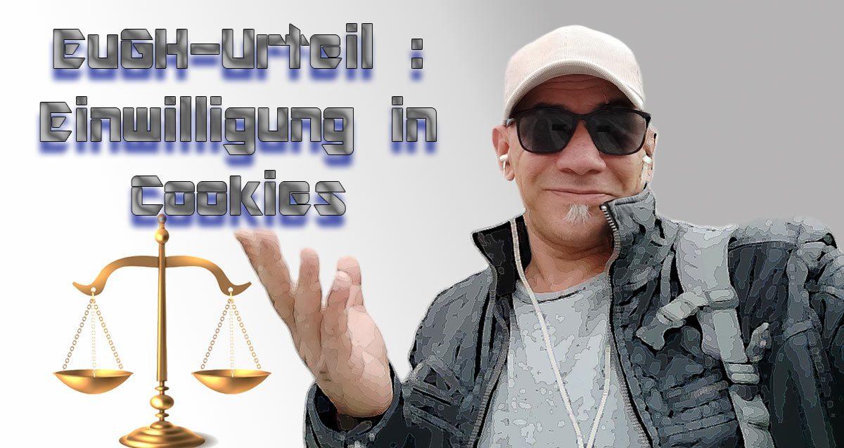 Internet-Cookies brauchen aktive Einwilligung
