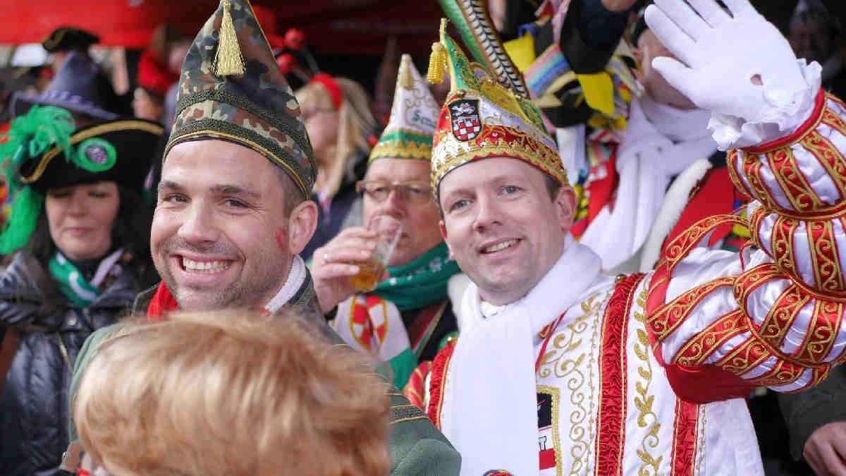 Karneval in Troisdorf - da simmer dabei!