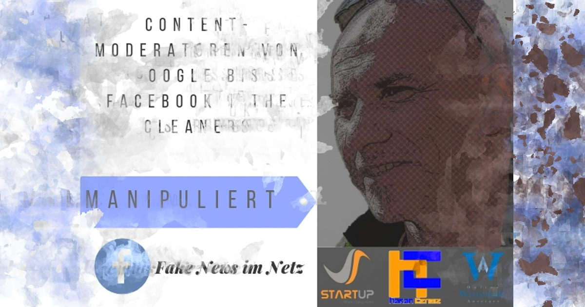 Content-Moderatoren von Google bis Facebook | The Cleaners